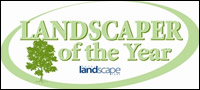 2009 Landscaper of the Year Finalist