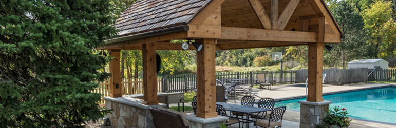Pergola Pavilions Porches Ohio Valley Group