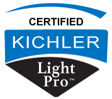 Certified Kichler Lighting Pro