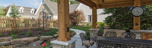 Aurora Pool and Pavilion Enhancements