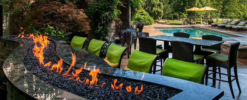 Brecksville Backyard Paradise