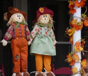 OH Valley Fall Porch Decorations