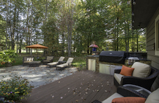 Orange Village Patio and Outdoor Kitchen