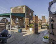 Rooftop Terrace in Shaker Heights