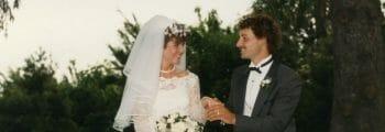Andy & Kathleen Dangelo are married