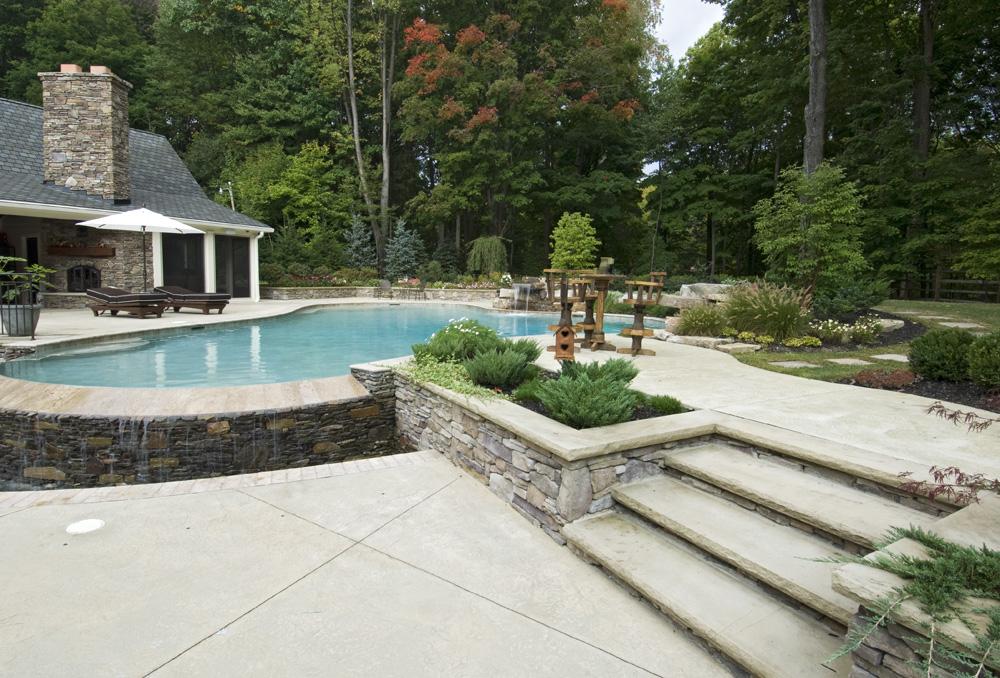 pool bush